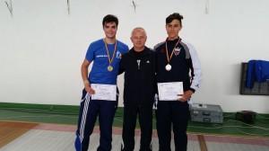 Bogdan Dascalu cu File Attila si Benjamin Bodo