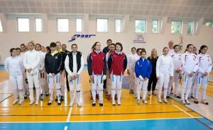 branza, pop si alte fete la inceputul Cupei Romaniei