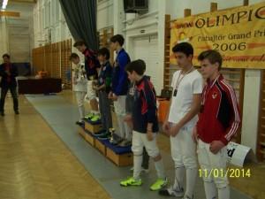 Filippos Gkogkos - locul 7 pana in 14 ani