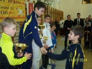 Florin Mirica3 - locul 1 pana in 11 ani