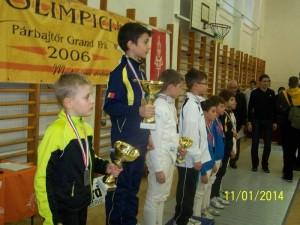 Florin Mirica4 - locul 1 pana in 11 ani