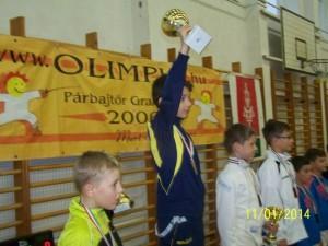 Florin Mirica5 - locul 1 pana in 11 ani