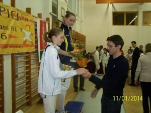 Talida Enache2 - locul 1 pana in 14 ani