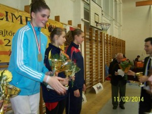Talida Enache2 - locul 3 pana in 15 ani