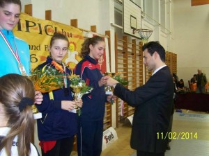Talida Enache3 - locul 3 pana in 15 ani