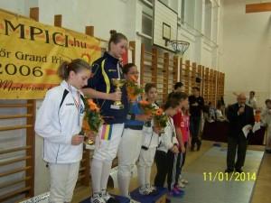 Talida Enache5 - locul 1 pana in 14 ani