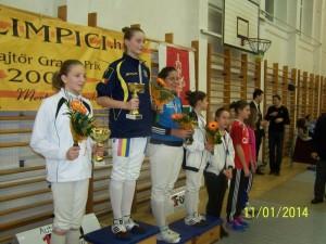 Talida Enache6 - locul 1 pana in 14 ani