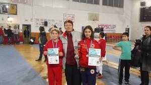 Ioana Draghici - locul 1