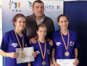 Alex Predescu, Gabriela Moise, Denisa Barosan