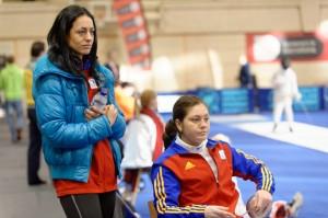 Maria Udrea cu Amalia Tataran