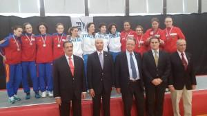 Romania pe podium la Buenos Aires