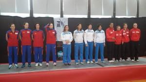 Romania pe podium la Buenos Aires2
