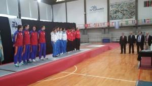 Romania pe podium la Buenos Aires3