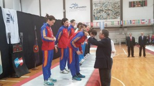 Romania pe podium la Buenos Aires4