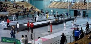 sala de concurs la Maribor
