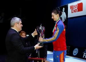 Ana Maria Branza pe podium2