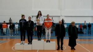 Raluca Sbircia si Diana Donoiu pe podium la Sofia turneu6