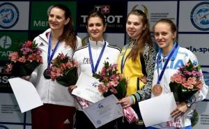 Alexandra Campioana Mondiala