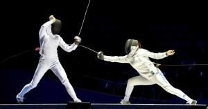 Alexandra Predescu cu Eleonora de marchi in semifinale