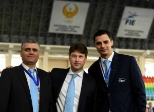 Rares Dumitrescu arbitru la CM cadeti Tashkent