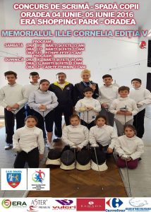 memorial cornelia ille editia 5 - 2016