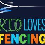 Rio Loves Fencing