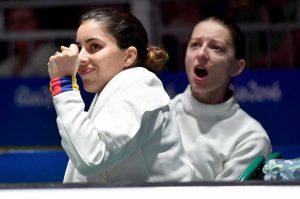 Loredana Dinu cu Ana Maria Popescu
