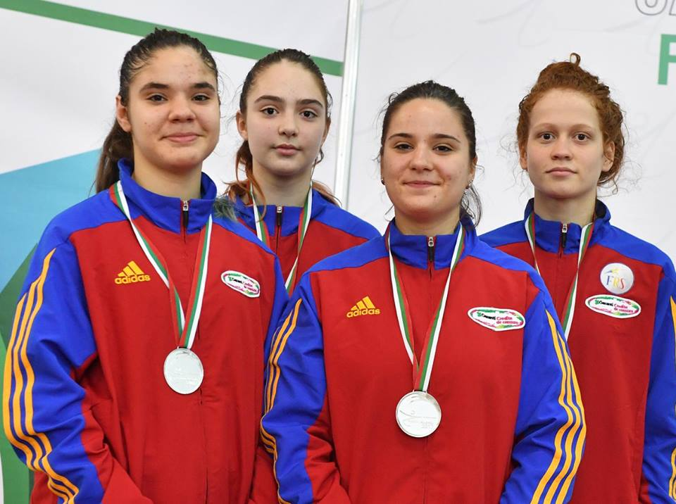 Candescu-Gheorghe-Draghici-Saveanu-argint-la-CE-cadeti-echipe-Plovdiv-20173